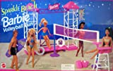 Barbie Volleyball Fun Sparkle Beach Playset (1995 (Arcotoys, Mattel)