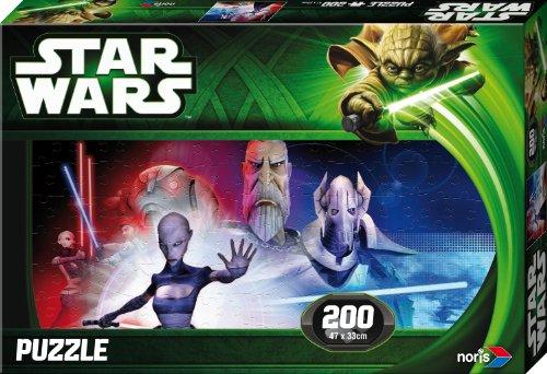 Noris Spiele 606031156 - Star Wars Clone Wars Sith Puzzle, 200 Teile