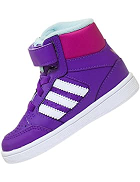 Adidas Kinder Lauflernschuhe G95991 Pro Play CF 1, violett, EU