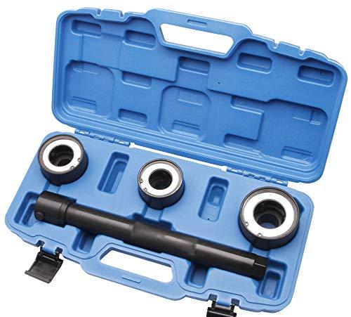 Herkules Werkzeuge Spurstangengelenk 4 TLG. Spurstangen Schlüssel Abzieher Spurstangenköpfe