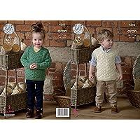 Suchergebnis Auf Amazonde Für Kinder Pullunder Stricken Häkeln
