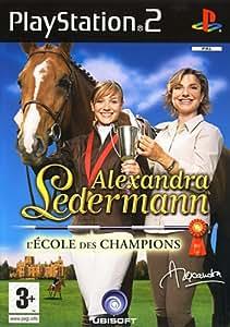 Alexandra Ledermann L'Ecole Des Champions Fr Ps2