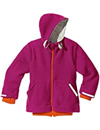 Disana Kinder Walk Outdoor Jacke aus Bio Merinoschurwolle
