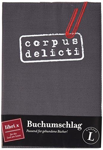 moses. Verlag 81916 libri_x Buchumschlag corpus delicti, L