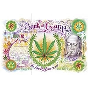 Drug - Poster Bank Of Ganja