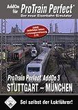 Produkt-Bild: Pro Train Perfect Add-on 3: Stuttgart - München