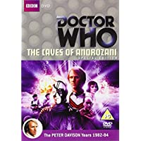 Doctor Who - The Caves of Androzani Special Edition Double DVD Peter Davison Dr Who