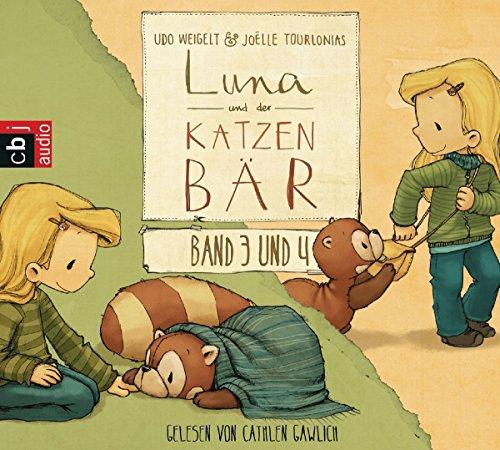 Luna und der Katzenbär Band 3 & 4: Ein magischer Ausflug /...