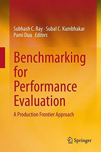 Benchmarking for Performance Evaluation: A Production Frontier Approach