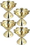 Best RoyaltyLane Lampes de table - Ensemble de 4 - lampe puja d'huile en Review
