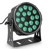 Cameo clpflatpro18ip65–Flat Pro 18IP65Spot Outdoor PAR LED RGBWA flach