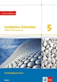 Lambacher Schweizer / Ausgabe für Bayern ab 2016: Lambacher Schweizer / Training Schulaufgaben 5. Schülerheft mit Lösungen: Ausgabe für Bayern ab 2016 -