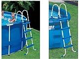 Intex 58974 Leiter ohne Plattform für Pools mit 122 cm Höhe