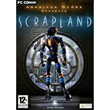Image of American McGee Presents Scrapland (PC CD) - Comparsion Tool
