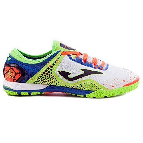 JOMA EVO FLEX 702 INDOOR scarpe calcetto calcio a 5 futsal (40.5)
