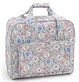 Borsa per macchina da cucire (Matt PVC)–Homemade | hobby Gift MR4660 286| 20x 43x 37cm