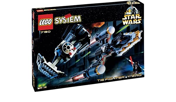LEGO Star Wars TIE Fighter & Y-Wing CLA.: Amazon.co.uk: Toys & Games