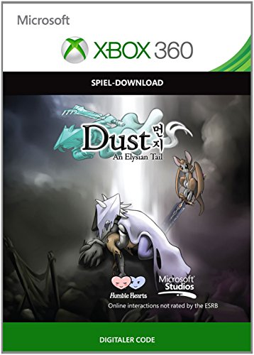 Dust: An Elysian Tail [Xbox 360 - Download Code]