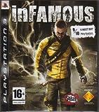 Sony inFamous, PS3