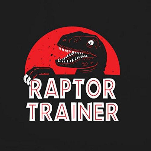 Raptor Trainer - Stofftasche / Beutel Schwarz