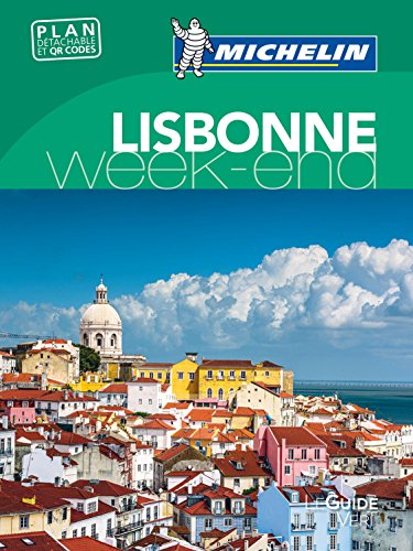 Guide Vert Week-End Lisbonne Michelin par Collectif Michelin
