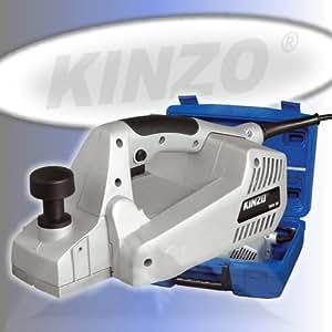 Kinzo 25 C 470 Elektrischer Hobel, elektrisch, kabellos, 900 W, Schnittlänge 3 mm