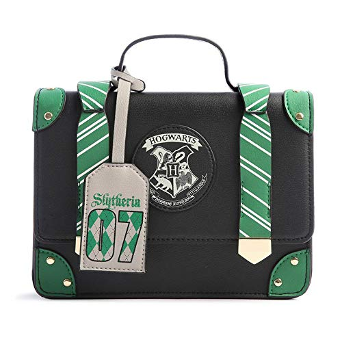 Harry Potter Slytherin Umhängetasche