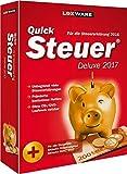 Software - QuickSteuer Deluxe 2017 (für Steuerjahr 2016)