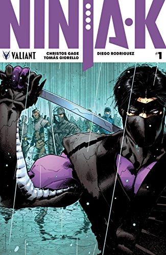 Ninja-K #1 (English Edition) eBook: Christos N. Gage, Tomás ...
