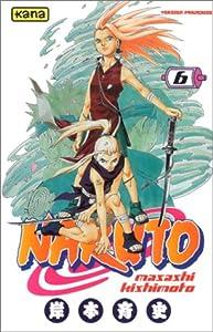 Naruto Edition simple Tome 6
