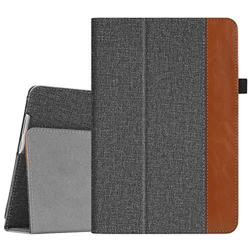 Fintie Hülle Case für Huawei MediaPad M5 Lite 10 - Ultra Schlank Folio Kunstleder Schutzhülle mit Auto Sleep/Wake Funktion für 10.1