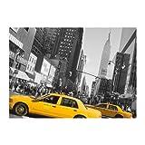 IKEA EDELVIK Bild 'New-York-Taxi' (50x70cm)