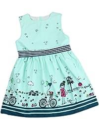 d3516eeeb Covermason Bebé Niña Sin mangas Adorable Impresión Tutú Vestidos ...
