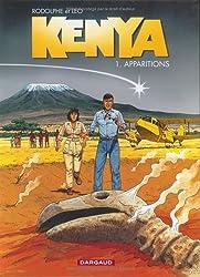 Kenya, tome 1 : Apparition