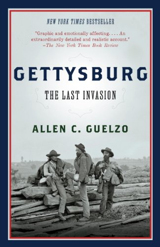 Gettysburg: The Last Invasion (Vintage Civil War Library) (English Edition)