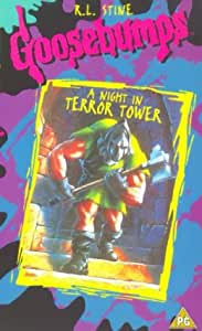 Goosebumps: A Night In Terror Tower [VHS]