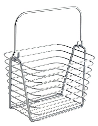 interdesign-classico-kitchen-pantry-bath-wire-basket-tote-with-handle-small-chrome