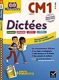 Dictées CM1 - Nouveau programme 2016