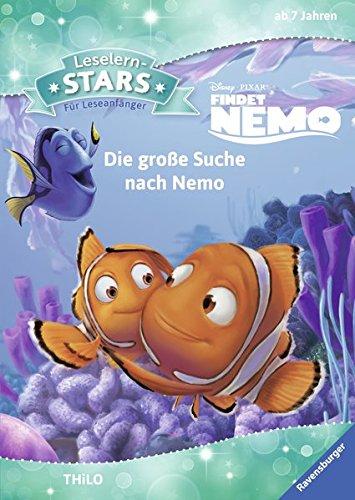 Findet Nemo: Die große Suche nach Nemo: Für Leseanfänger ()