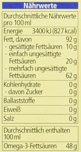 Alnatura Bio Leinöl, 6er Pack (6 x 250 ml) - 3