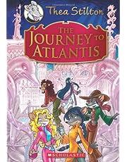 Thea Stilton: The Journey to Atlantis (Geronimo Stilton: Thea Stilton)