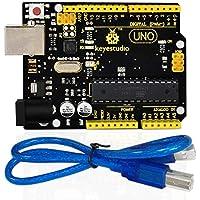 Arduino-compatible UNO ATmega 328P R3 Carte De Microcontrôleur 16u2 flux Workshop