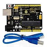 KEYESTUDIO UNO R3 ATmega 328P ATmega16U2 Controller Board Development Board für Arduino Starter Kit