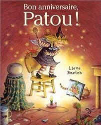 Bon anniversaire, Patou !