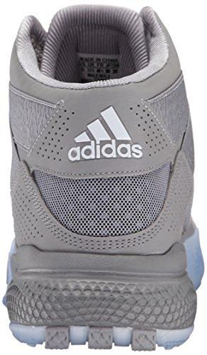 adidas Men's D Rose 773 IV Basketball Shoes (Black/Onix/Light Onix - Size 12.5) Onyx clair / noir / blanc