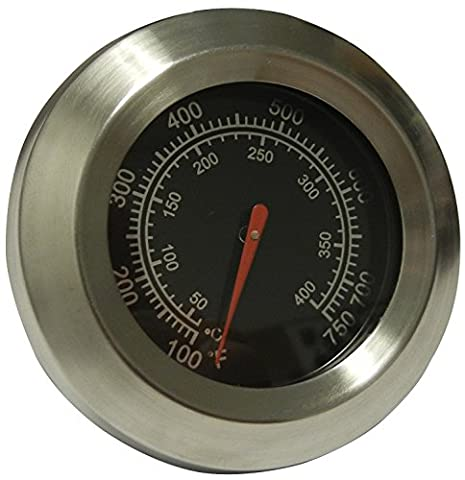 Music City Metals 00016 Témoin de température pour les grills