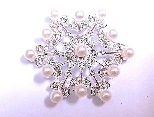 20 x 25 mm argent en verre ronde boutons facettes cristal Diamante strass Sparkle