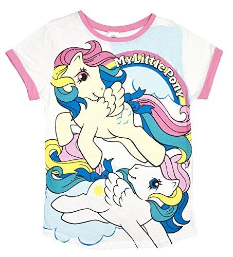 Damen Character Schlafanzüge 8-10 12-14 16-18 20-22 Super Frau Tinkerbell Eeyore Marvel Helden My Little Pony