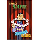 Hummer Spinning & Floating Card - You've Got To See It To Believe It!