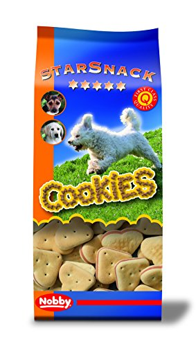 Artikelbild: Nobby 69911 StarSnack Cookies Duo Salmon Karton, 10 kg